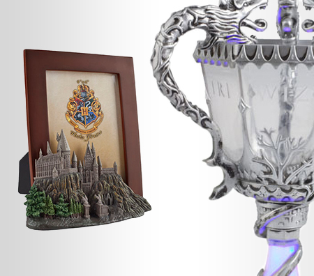 Hogwarts™ Castle Photo Frame, Triwizard Cup