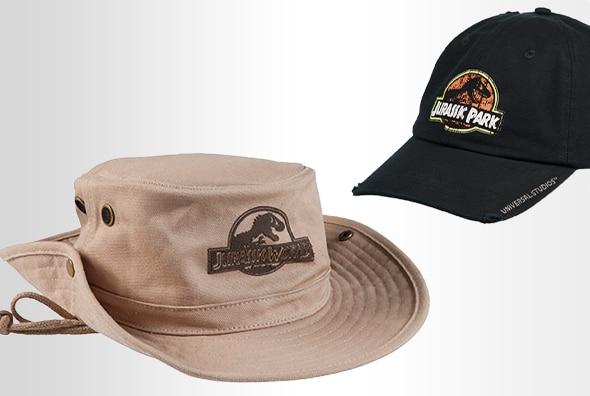 Jurassic World Safari Hat, Jurassic World Park Logo Cap