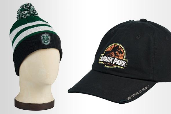 Slytherin™ Pom Beanie, Jurassic Park Logo Cap
