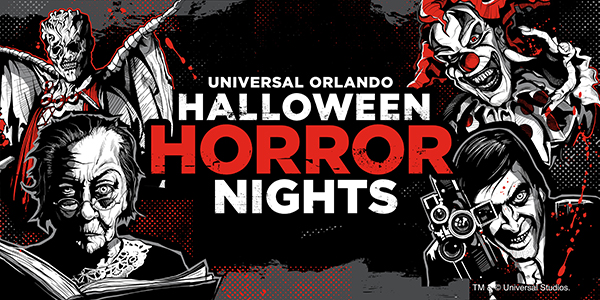 Halloween Horror Nights Merchandise