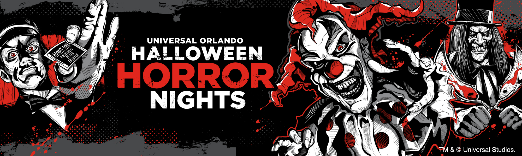 Shop Halloween Horror Nights Merchandise