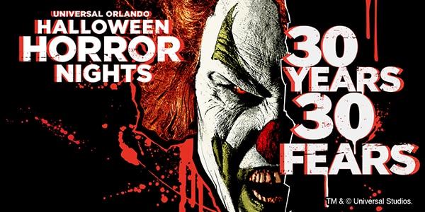 Halloween Horror Nights 2021 Merchandise