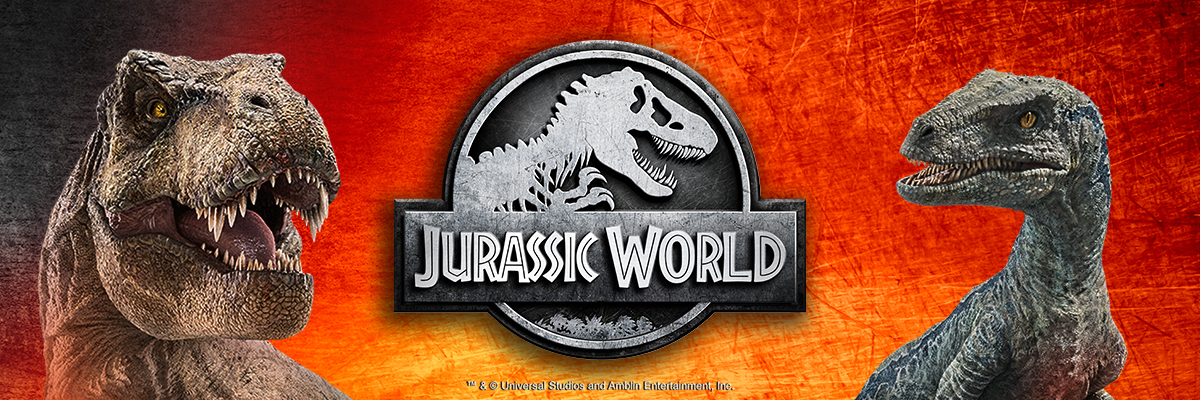 Jurassic World Merchandise