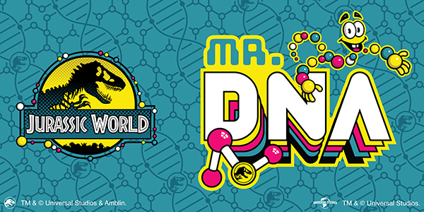 Mr DNA Merchandise
