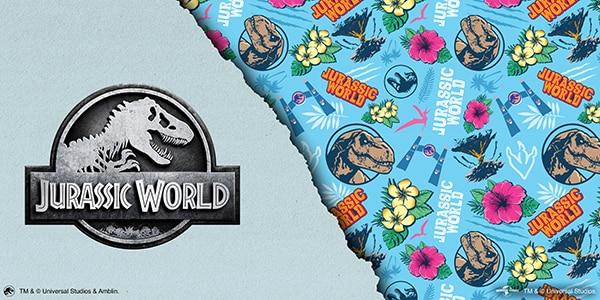 Jurassic world Tropical Merchandise