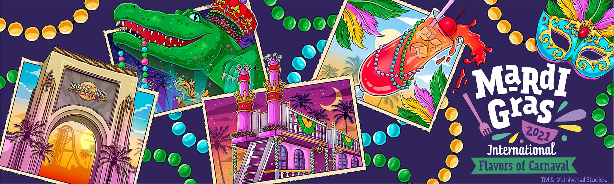 Shop Mardi Gras Merchandise