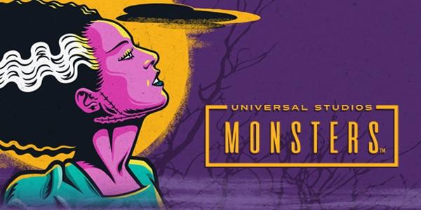 Universal Studios Monsters Merchandise