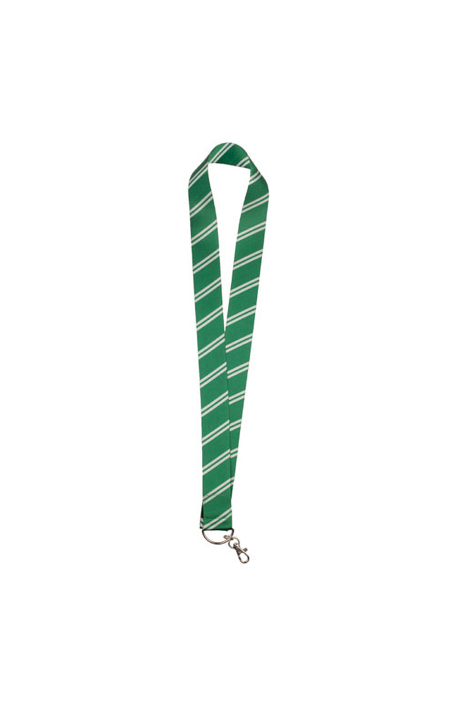 Image for Slytherin Striped Tie Lanyard from UNIVERSAL ORLANDO