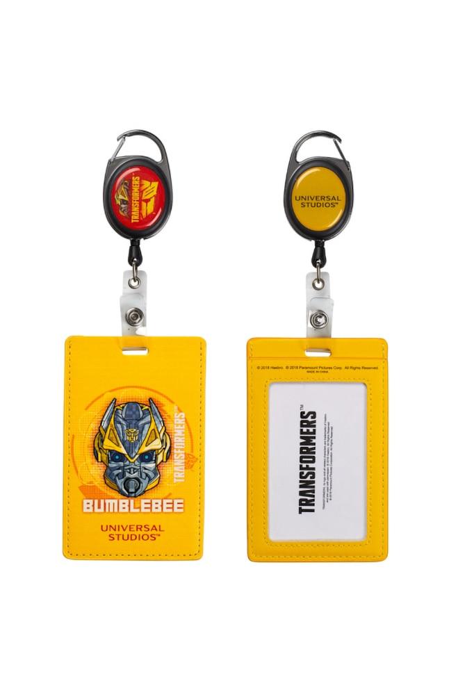 Bumblebee Badge Reel