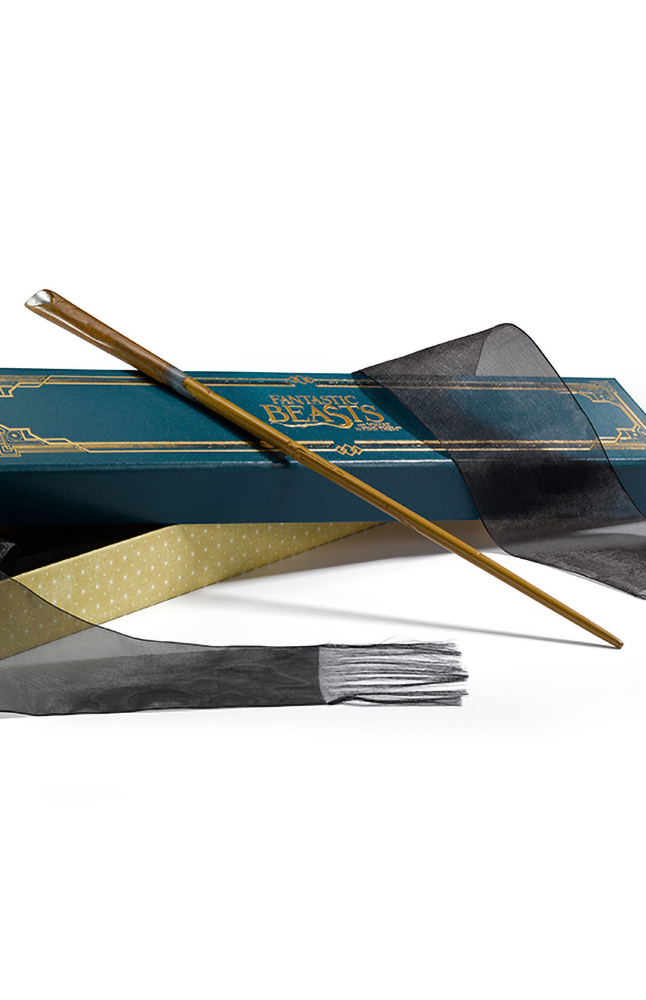 Image for Fantastic Beasts™ Newt Scamander™ Wand with Collector Box from UNIVERSAL ORLANDO
