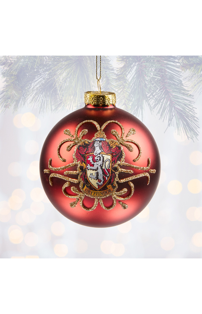 Image for Gryffindor™ Ball Ornament from UNIVERSAL ORLANDO