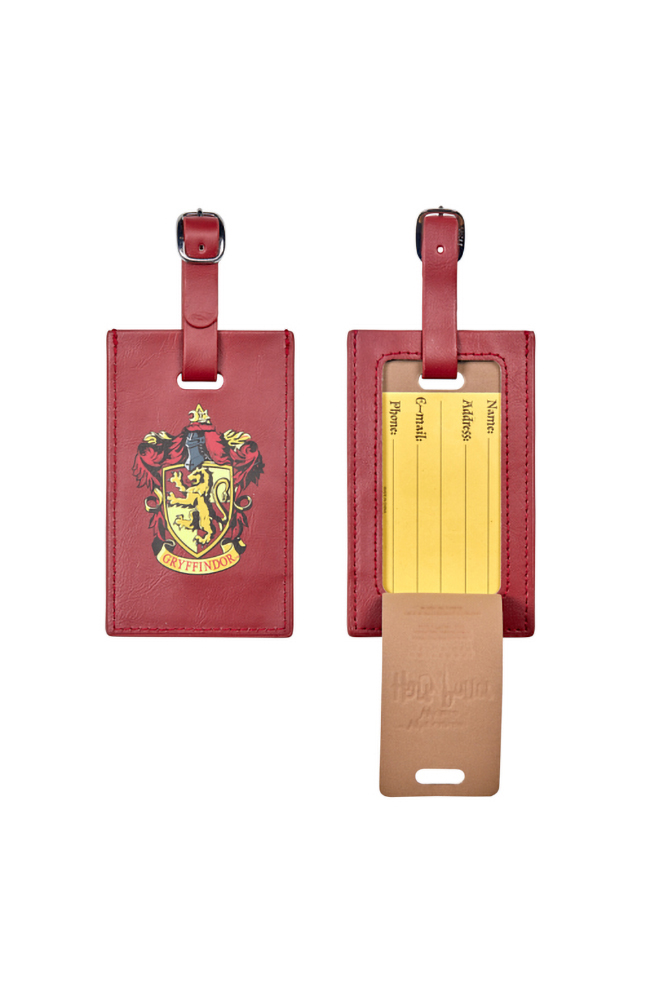 Image for Gryffindor™ Crest Luggage Tag from UNIVERSAL ORLANDO