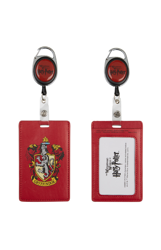 Image for Gryffindor™ Retractable Badge Reel from UNIVERSAL ORLANDO