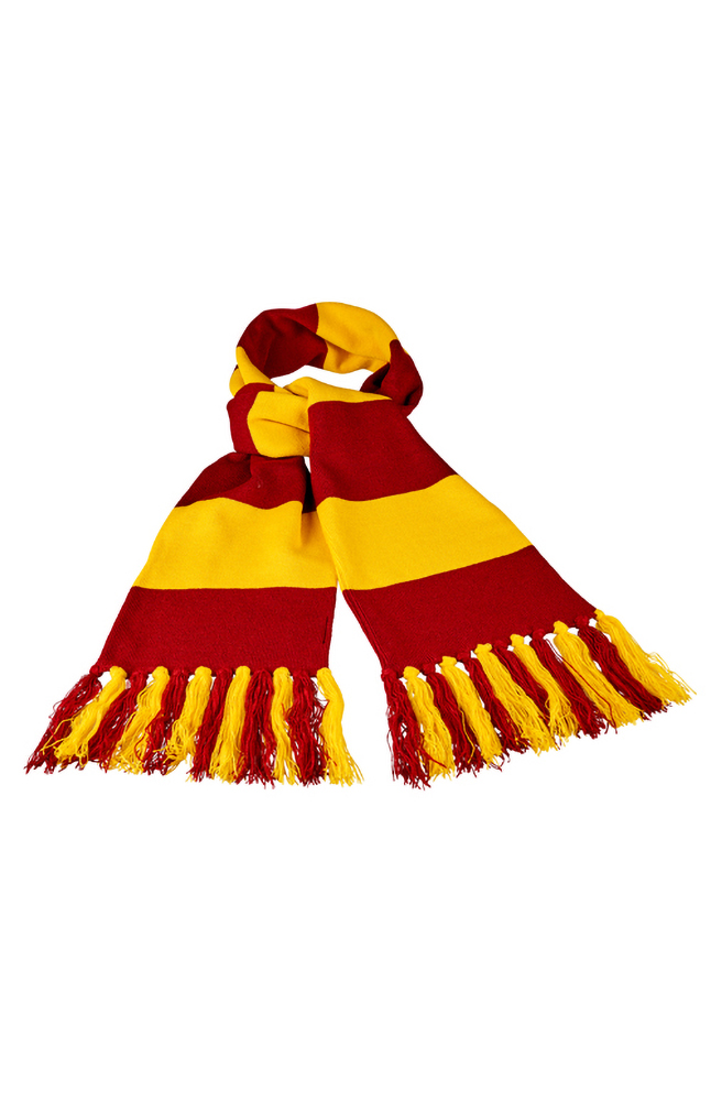 Image for Gryffindor™ Striped Scarf from UNIVERSAL ORLANDO