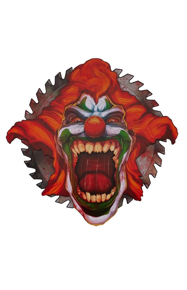 Image for Halloween Horror Nights 2021 Jack Sawblade Wall Decor from UNIVERSAL ORLANDO