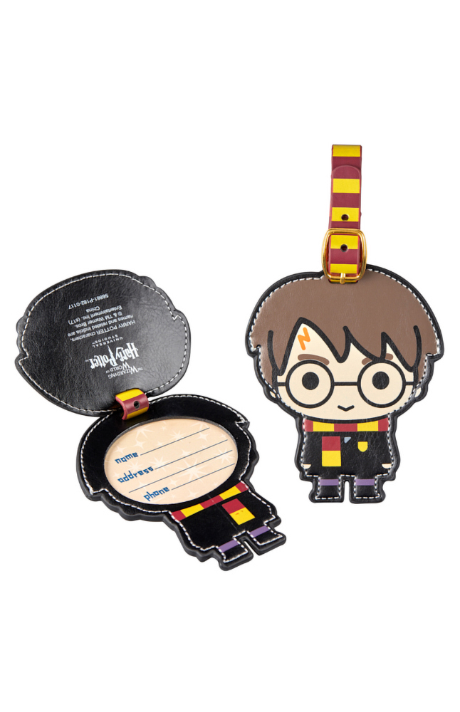 Image for Harry Potter™ Character Luggage Tag from UNIVERSAL ORLANDO