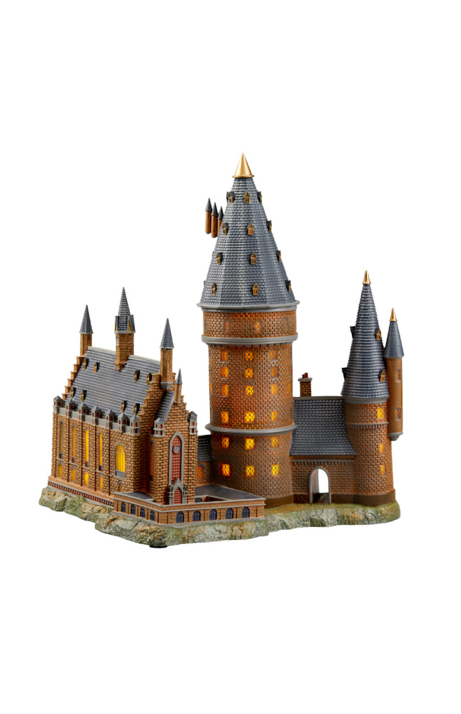 Image for Harry Potter™ Village - Hogwarts™ Great Hall & Tower from UNIVERSAL ORLANDO