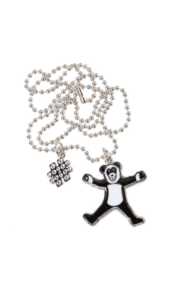 Image for Hashtag The Panda Charm Necklace from UNIVERSAL ORLANDO