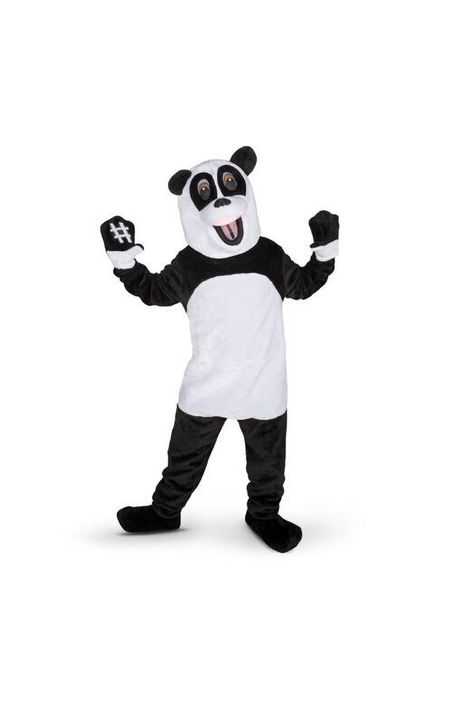Image for Hashtag The Panda Full Body Costume from UNIVERSAL ORLANDO