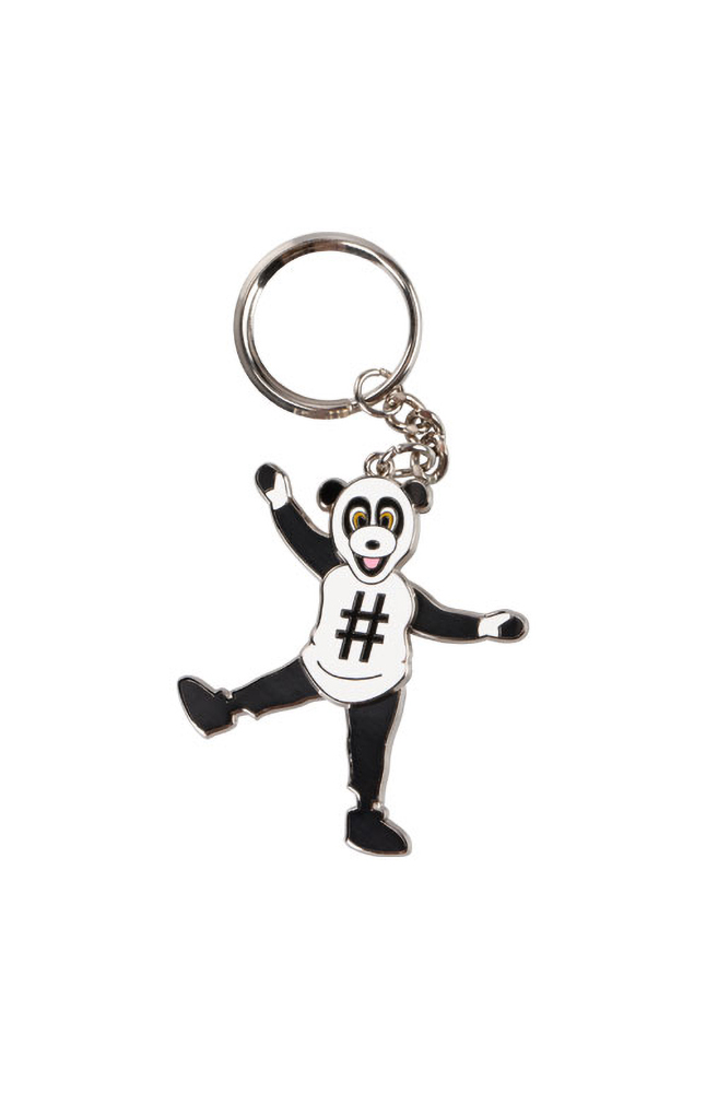 Image for Hashtag The Panda Keychain from UNIVERSAL ORLANDO