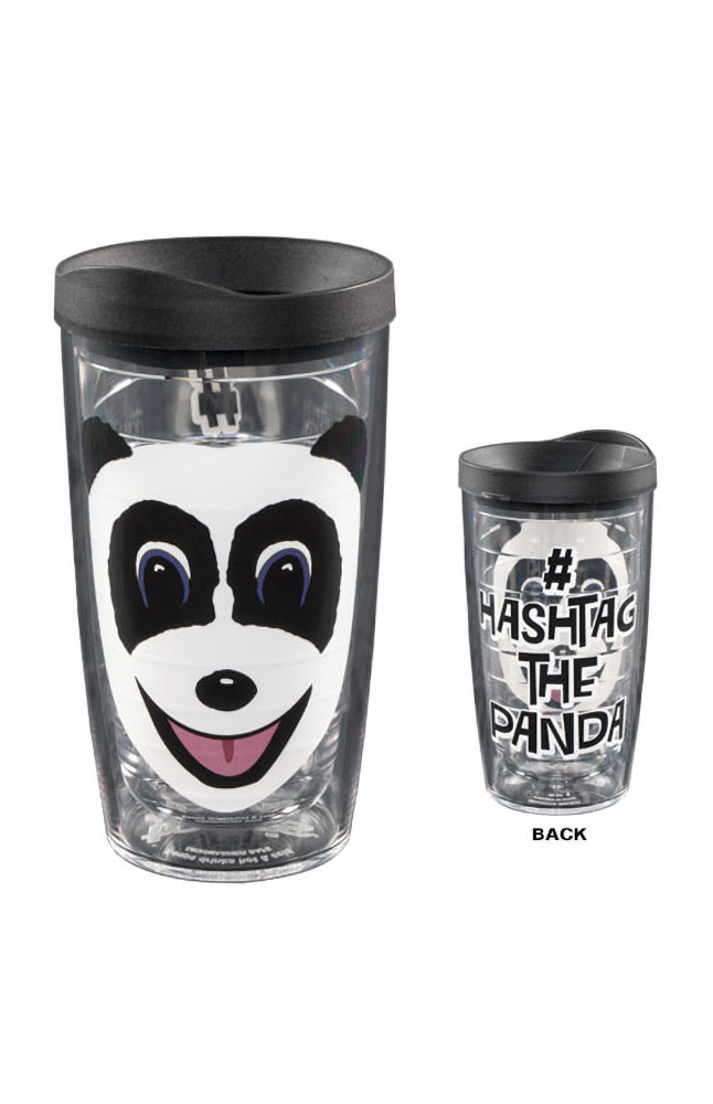 Image for Hashtag The Panda Tervis® Tumbler from UNIVERSAL ORLANDO