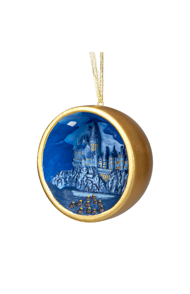 Image for Hogwarts™ Castle Diorama Ornament from UNIVERSAL ORLANDO