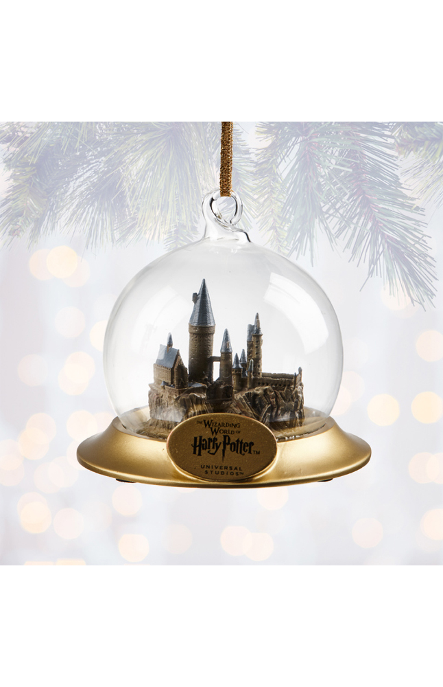 Image for Hogwarts™ Castle Ornament from UNIVERSAL ORLANDO