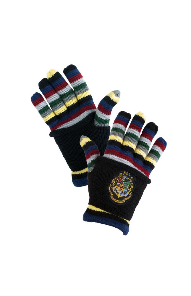 Image for Hogwarts™ Striped Gloves from UNIVERSAL ORLANDO