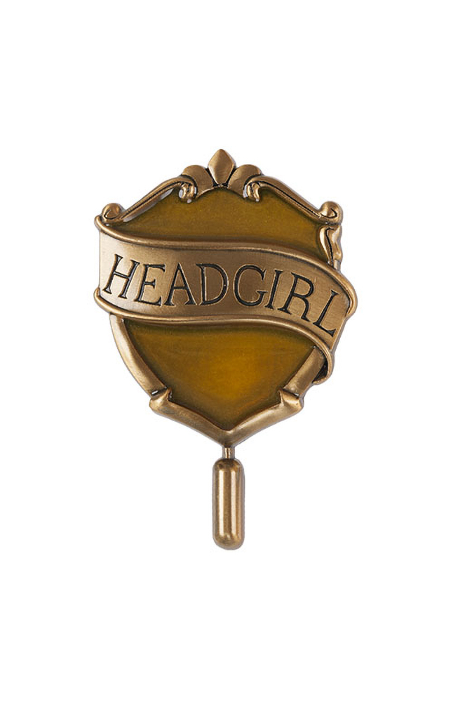 Image for Hufflepuff™ Head Girl Pin from UNIVERSAL ORLANDO