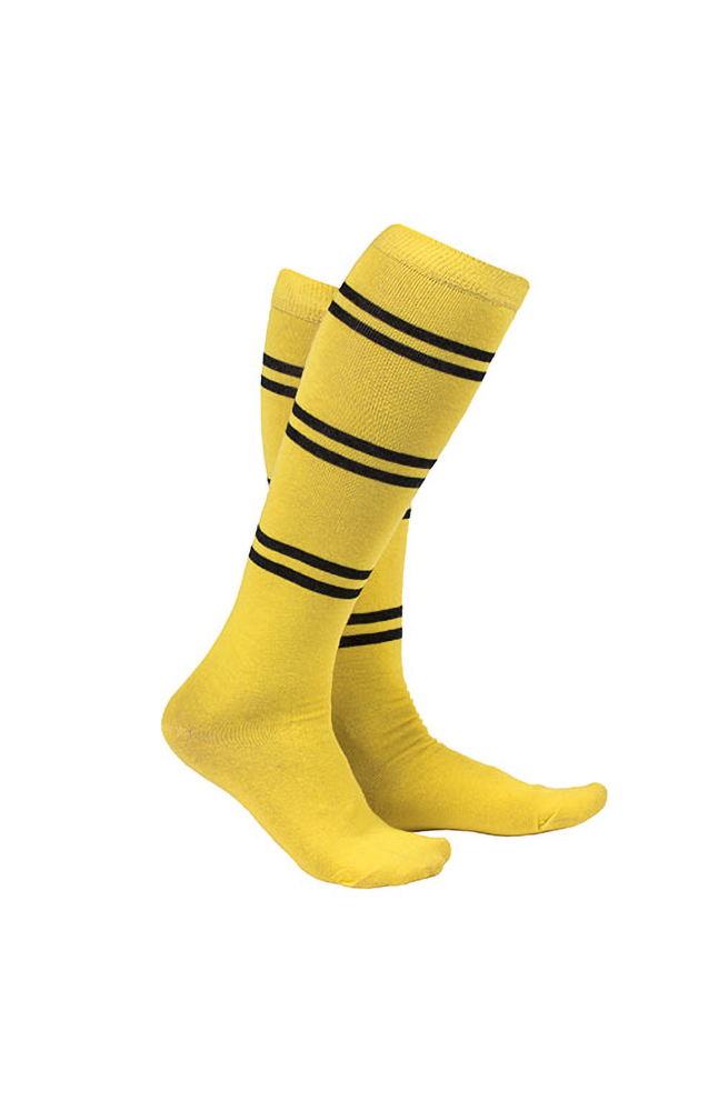 Image for Hufflepuff™ Striped Socks from UNIVERSAL ORLANDO