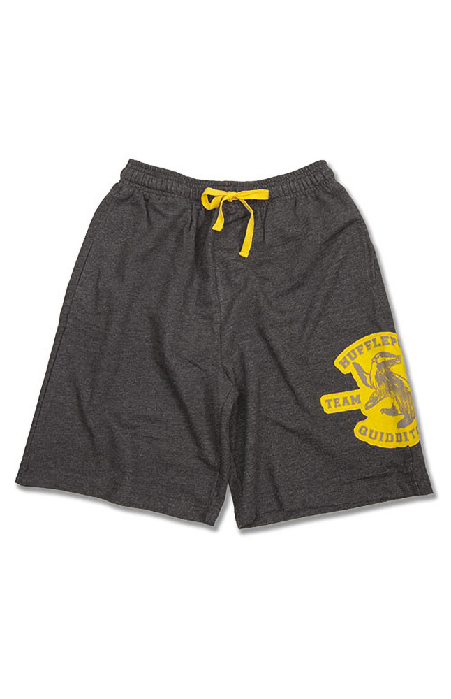 Image for Hufflepuff™ Team Captain Men's Shorts from UNIVERSAL ORLANDO