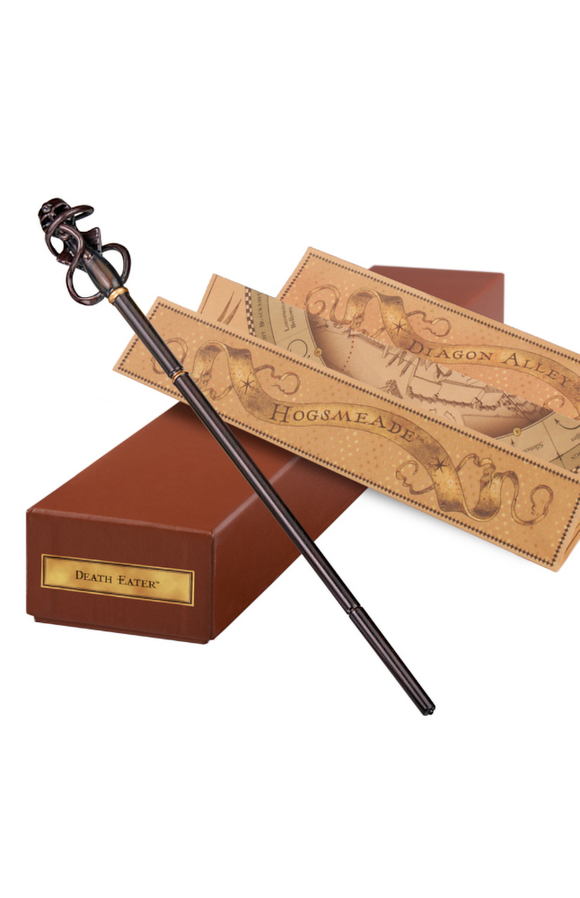 Image for Interactive Death Eater™ Swirl Wand from UNIVERSAL ORLANDO