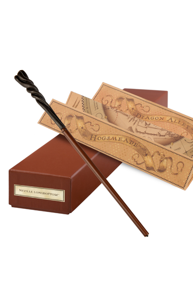 Image for Interactive Neville Longbottom™ Wand from UNIVERSAL ORLANDO