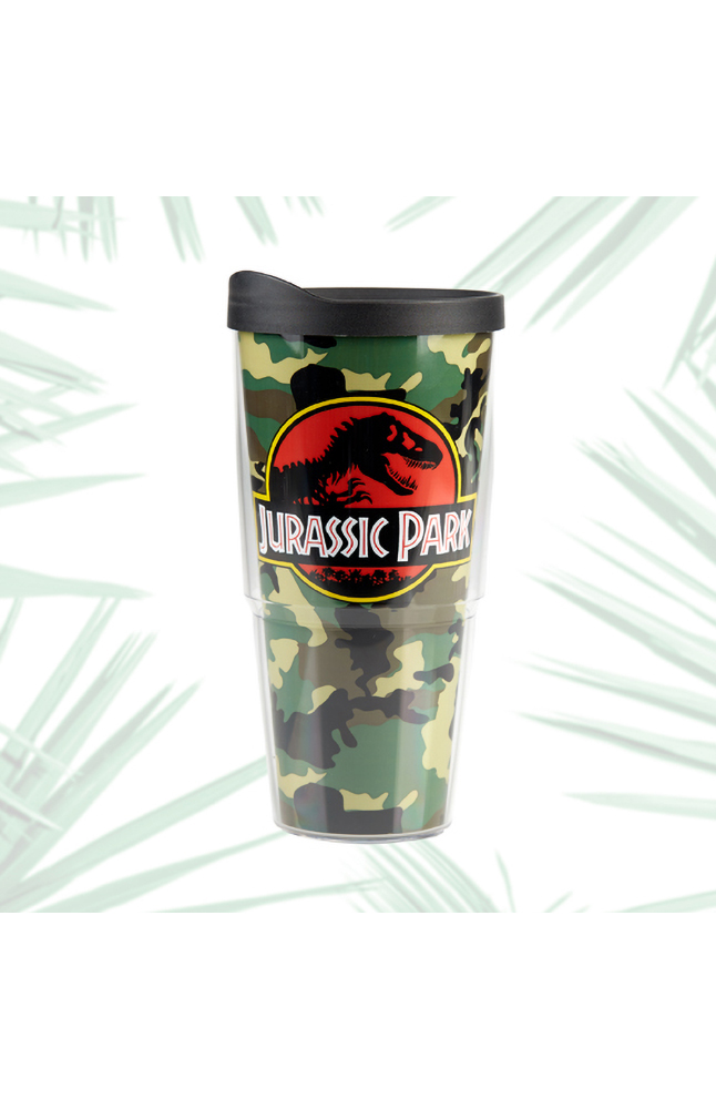 Image for Jurassic Park Tervis® Tumbler from UNIVERSAL ORLANDO