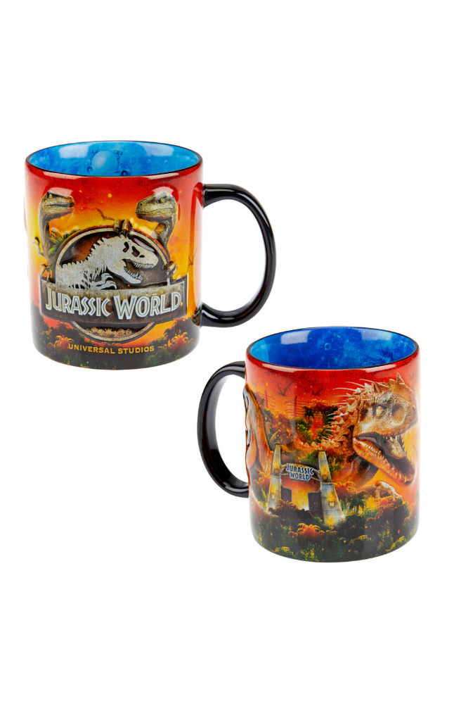 Image for Jurassic World Universal Studios Mug from UNIVERSAL ORLANDO
