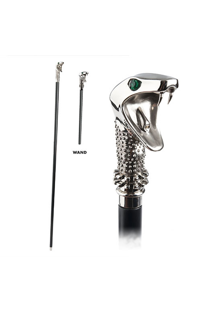 Image for Lucius Malfoy Walking Stick Replica from UNIVERSAL ORLANDO