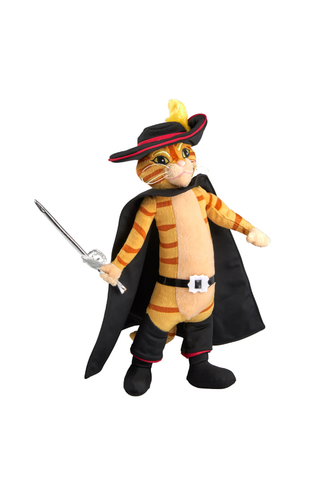 Image for Puss in Boots Plush from UNIVERSAL ORLANDO