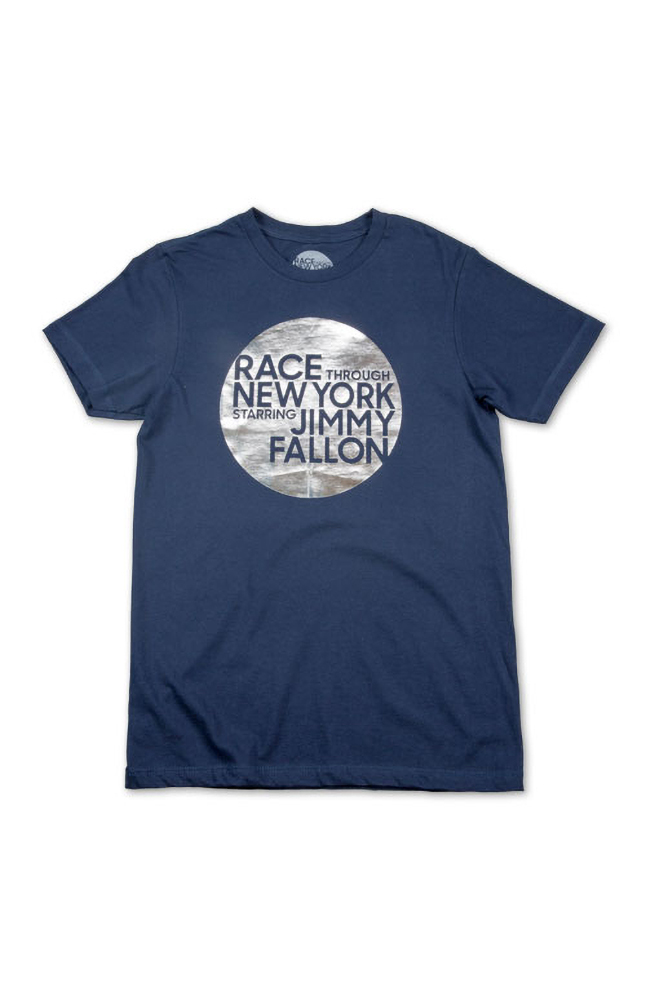 Image for Race Through New York Adult T-Shirt from UNIVERSAL ORLANDO