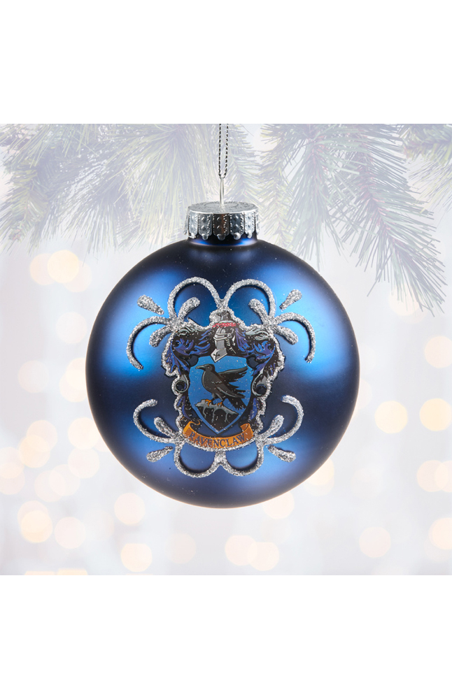 Image for Ravenclaw™ Ball Ornament from UNIVERSAL ORLANDO