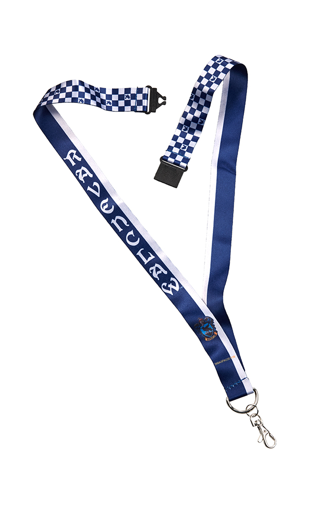 Image for Ravenclaw™ Checkered Lanyard from UNIVERSAL ORLANDO