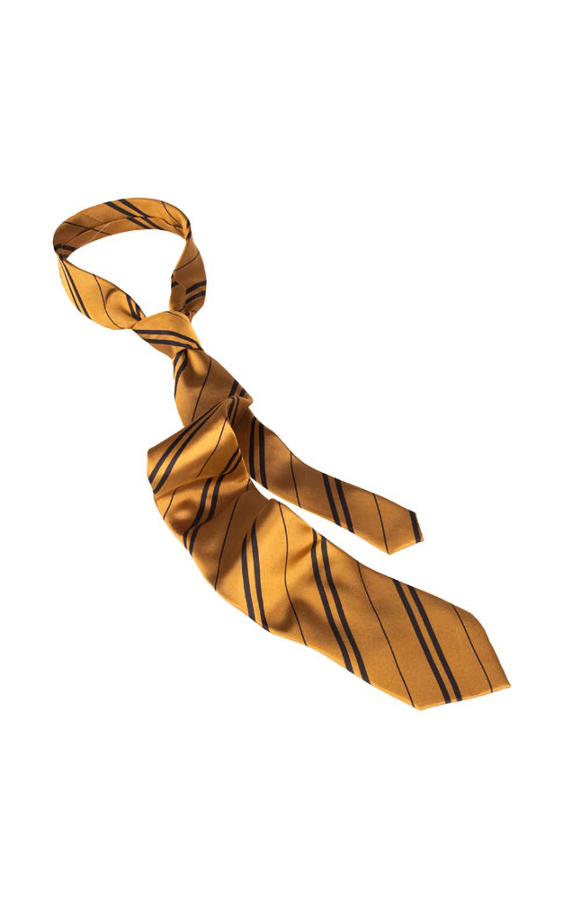 Image for Authentic Hufflepuff Tie from UNIVERSAL ORLANDO
