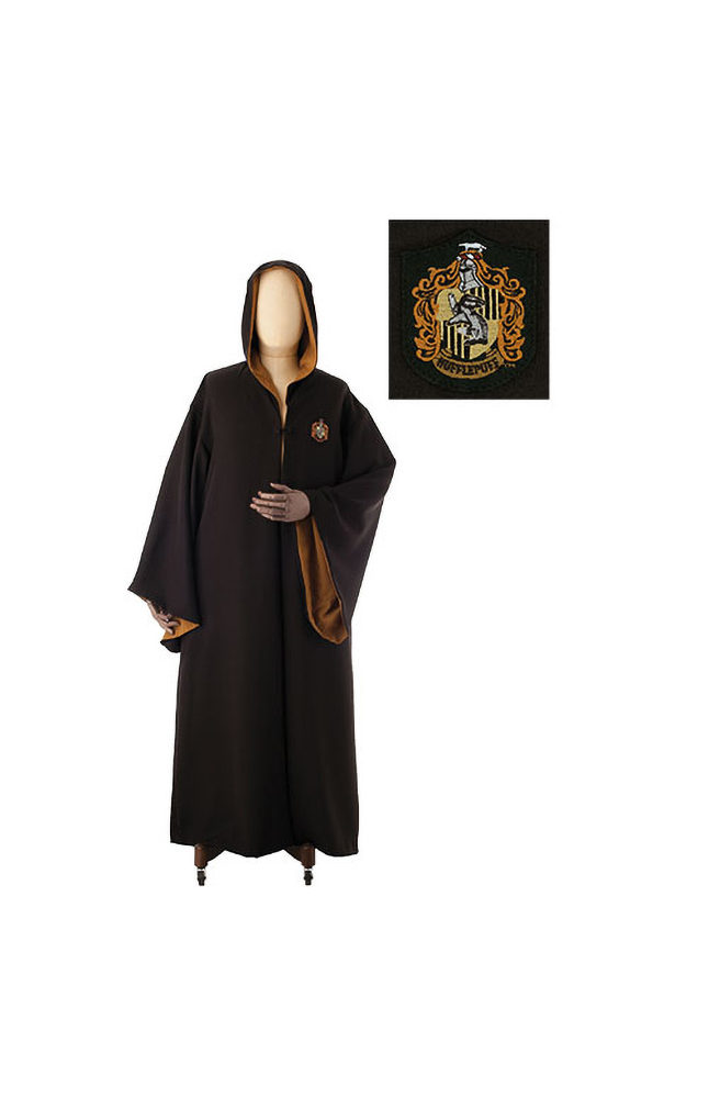 Image for Hufflepuff™ Adult Robe from UNIVERSAL ORLANDO