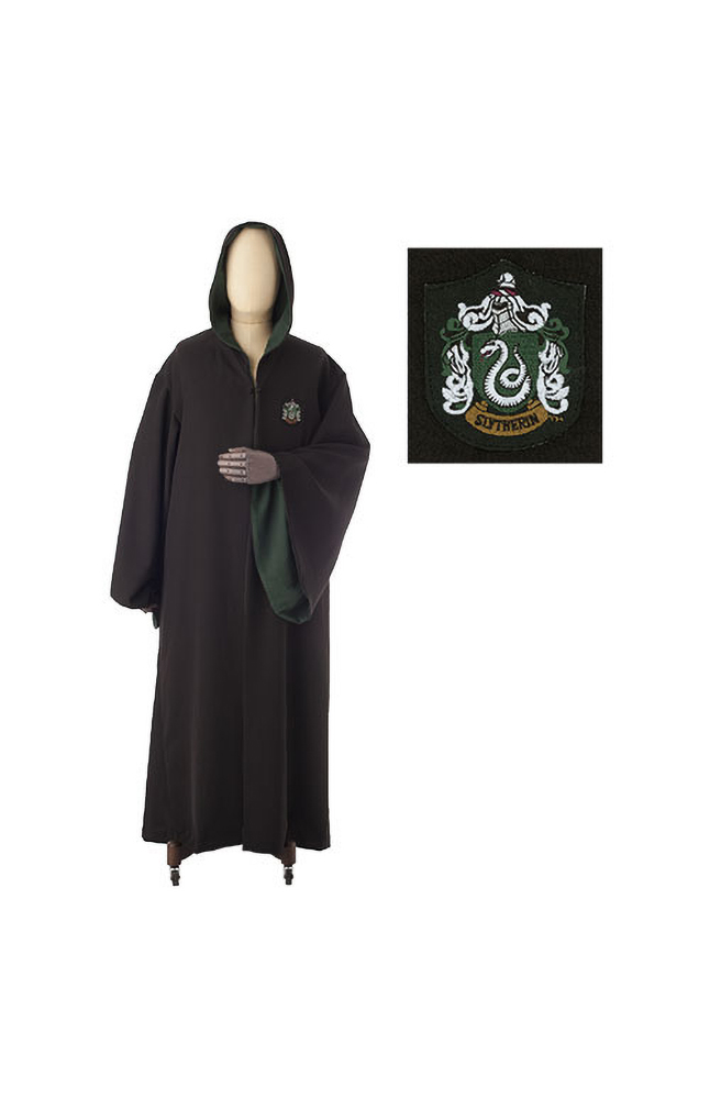 Image for Slytherin™ Adult Robe from UNIVERSAL ORLANDO