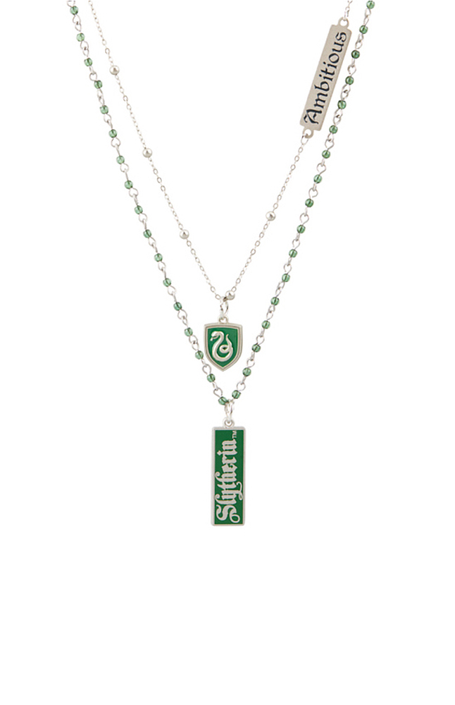 Image for Slytherin™ Ambitious Necklace from UNIVERSAL ORLANDO