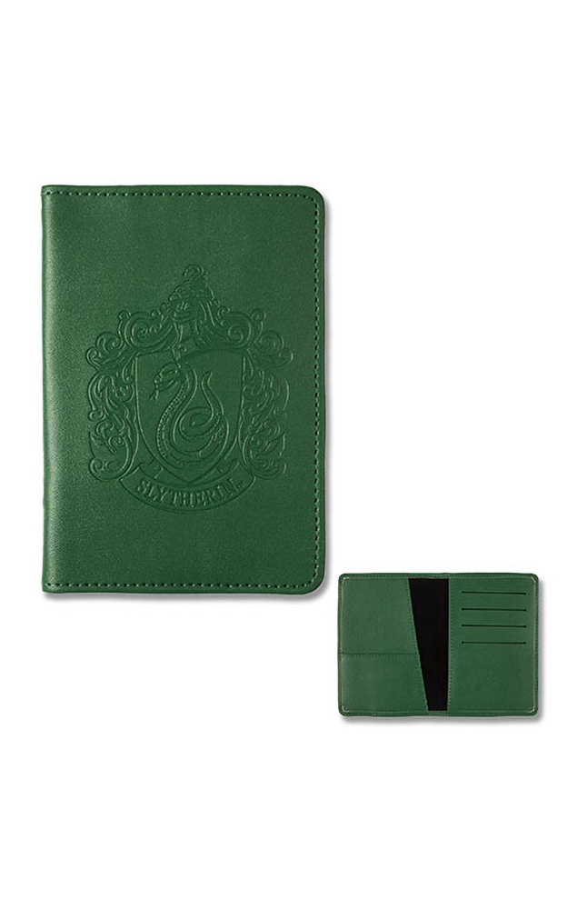 Image for Slytherin™ Passport Holder from UNIVERSAL ORLANDO