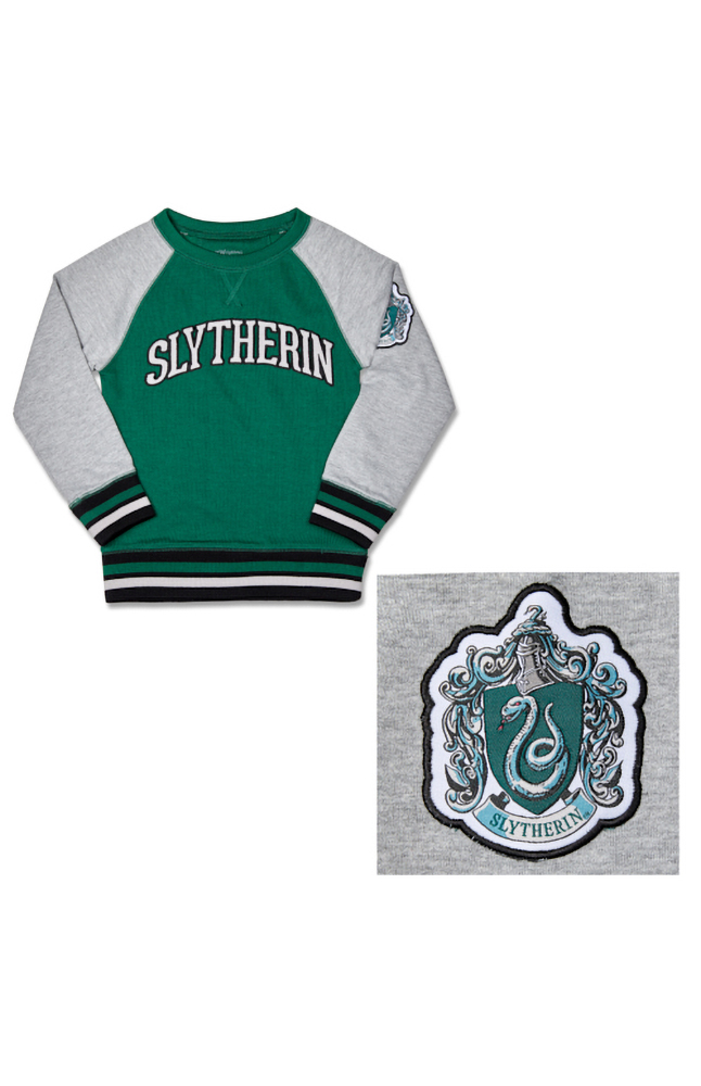 Image for Slytherin™ Youth Sweatshirt from UNIVERSAL ORLANDO