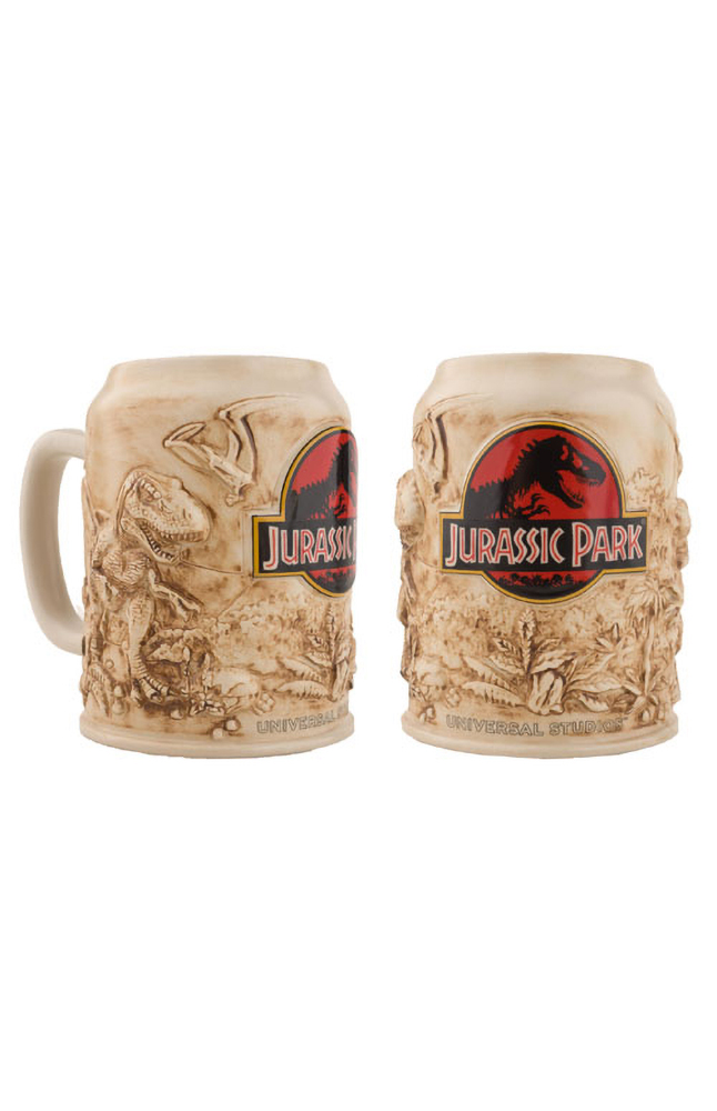 Image for Jurassic Park Molded Stein from UNIVERSAL ORLANDO
