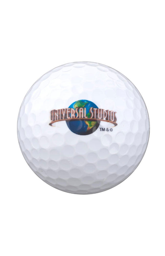 Image for Universal Studios Golf Ball from UNIVERSAL ORLANDO