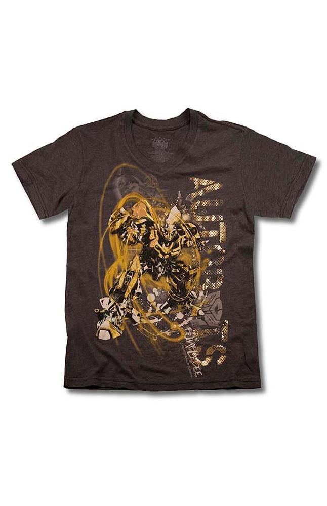 Transformers Bumblebee Authentique Film T-shirt série animée Adultes /& Enfants Tee Top