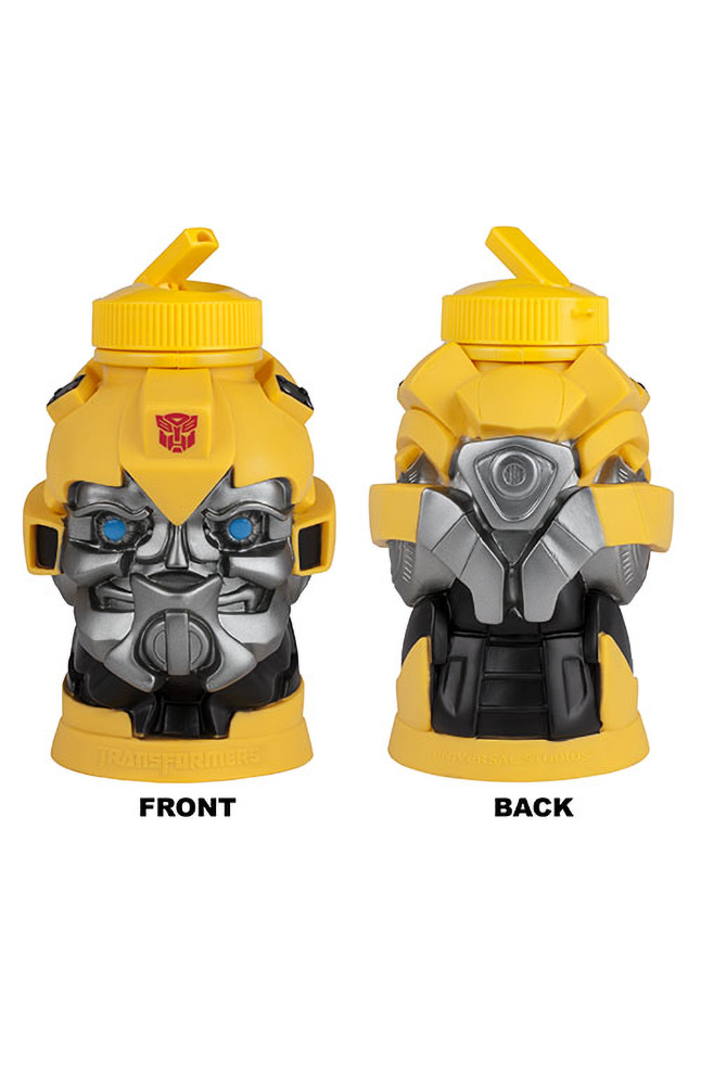 Image for Transformers® Bumblebee® Molded Sipper from UNIVERSAL ORLANDO